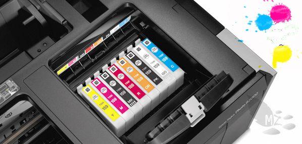 Trucos para ahorrar tinta en la impresora