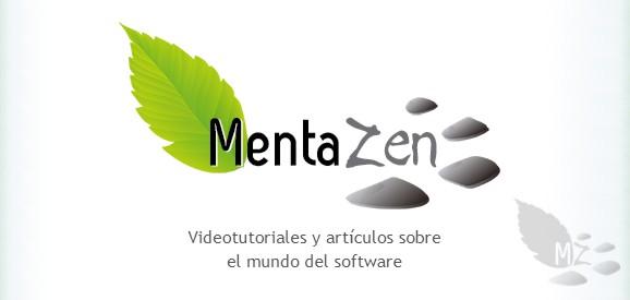 mentazen Videotutoriales y articulos sobre el mundo del software e internet