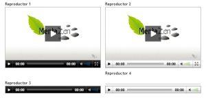 reproductor web shoutcast winamp jwplayer